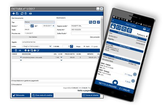 Qui Fattura - Web App - Emissione fatture e note credito